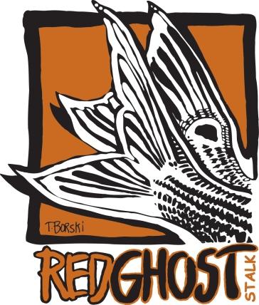 Redghost stalk logo